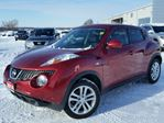 2014 Nissan Juke SL AWD w/all leather,power moon roof,rear cam,climate control in Cambridge, Ontario