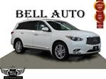 2013 Infiniti JX Base NAVIGATION BACKUP CAMERA LEATHER in Toronto, Ontario