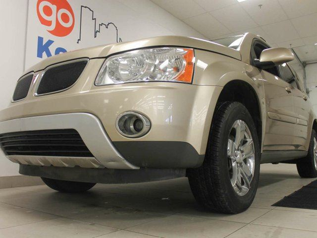 2008 PONTIAC TORRENT Podium Edition AWD with power windows. It's a gold prize for sure in Edmonton, Alberta