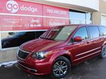 2015 Chrysler Town and Country S / DVD / in Edmonton, Alberta