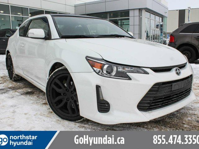 2015 SCION TC PANOROOF/AUTO/USB/CRUISE in Edmonton, Alberta