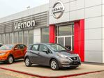 2017 Nissan Versa 1.6 S in Vernon, British Columbia