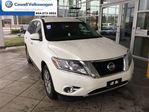 2015 Nissan Pathfinder SV V6 4x4 at in Richmond, British Columbia