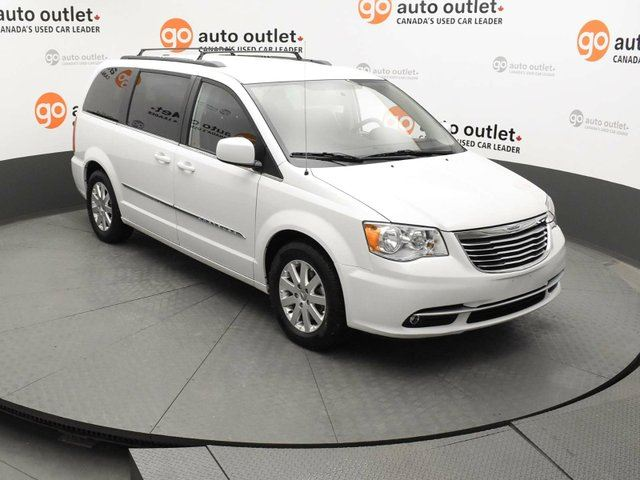 2015 CHRYSLER TOWN AND COUNTRY Touring in Red Deer, Alberta