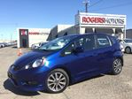 2013 Honda Fit SPORT - BLUETOOTH - POWER PKG  in Oakville, Ontario