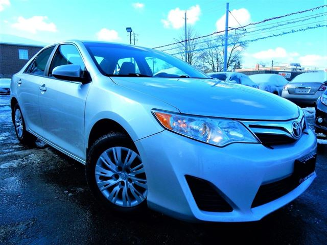 2012 TOYOTA CAMRY LE  LOADED  BLUETOOTH  REMOTE START  ONE OWNER in Kitchener, Ontario