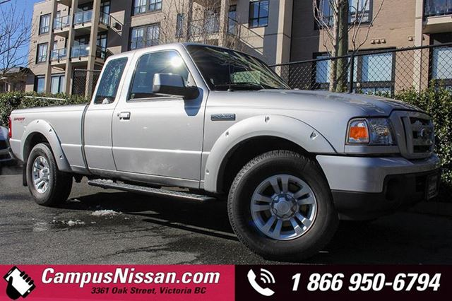 2011 FORD RANGER SuperCab in Victoria, British Columbia