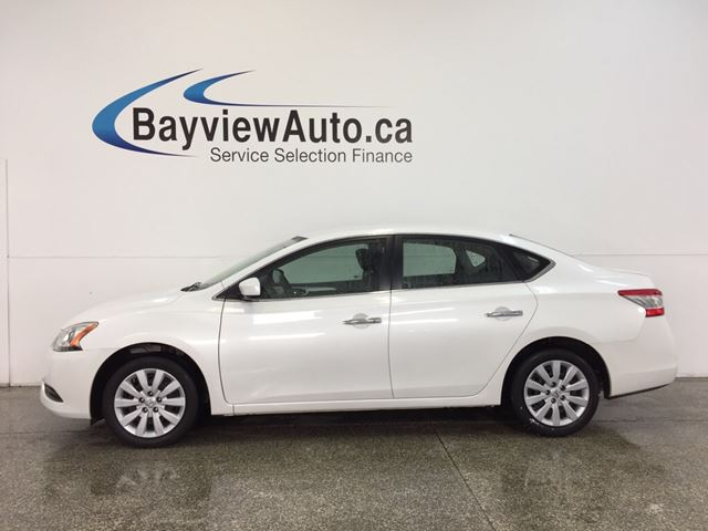 2014 NISSAN SENTRA - PURE DRIVE|1.8L|A/C|BLUETOOTH|CRUISE! in Belleville, Ontario