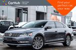 2015 Volkswagen Passat Comfortline Diesel Sunroof Backup Cam Leather 19Alloys in Thornhill, Ontario