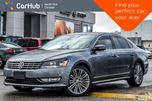2015 Volkswagen Passat Comfortline  Sunroof Back-UpCam Leather HeatFrntSeats 18Alloys  in Thornhill, Ontario
