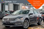 2015 Volkswagen Passat Comfortline TDI Diesel Sunroof Backup Cam Leather 19Alloys in Thornhill, Ontario