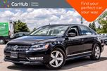 2015 Volkswagen Passat Comfortline Diesel Sunroof Bluetooth Heated Front Seats 17Alloy Rims in Bolton, Ontario