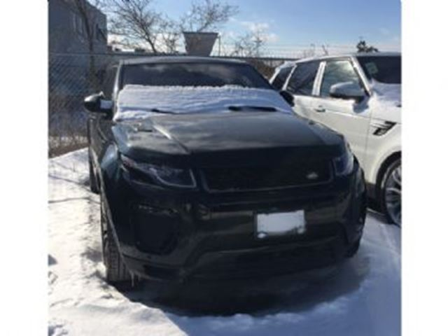 2016 LAND ROVER RANGE ROVER EVOQUE 5dr HB HSE Dynamic Santoini Black out edition in Mississauga, Ontario