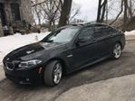 2016 BMW 5 Series 535i xDrive AWD Premium Enhanced, M Sport, Wear Protect + in Mississauga, Ontario