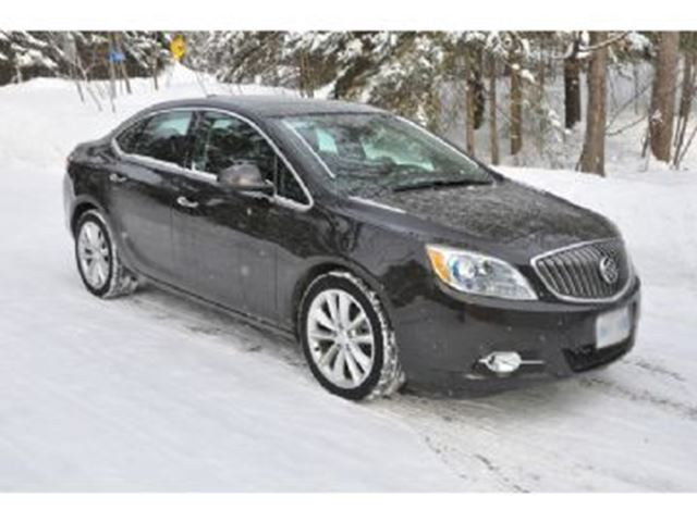 2015 BUICK VERANO Leather Group w/Navigation in Mississauga, Ontario
