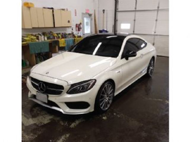 2017 MERCEDES-BENZ C-Class 2dr Cpe AMG C 43 4MATIC in Mississauga, Ontario