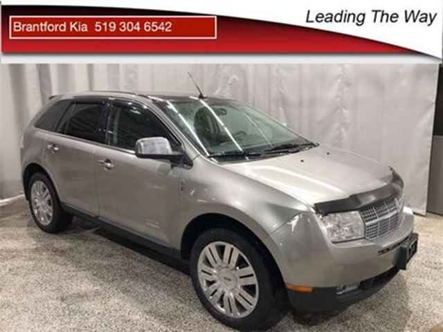 2008 LINCOLN MKX 20 Wheels   Sunroof   AWD in Brantford, Ontario