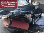 2013 Chevrolet CK Series 2500 4x4 HD 8' 2 BOSS POLY V-PLOW in Lindsay, Ontario