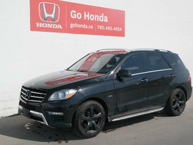 2012 MERCEDES-BENZ M-CLASS Base in Edmonton, Alberta