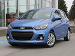 2017 Chevrolet Spark 1LT CVT 4dr Hatchback in Kamloops, British Columbia