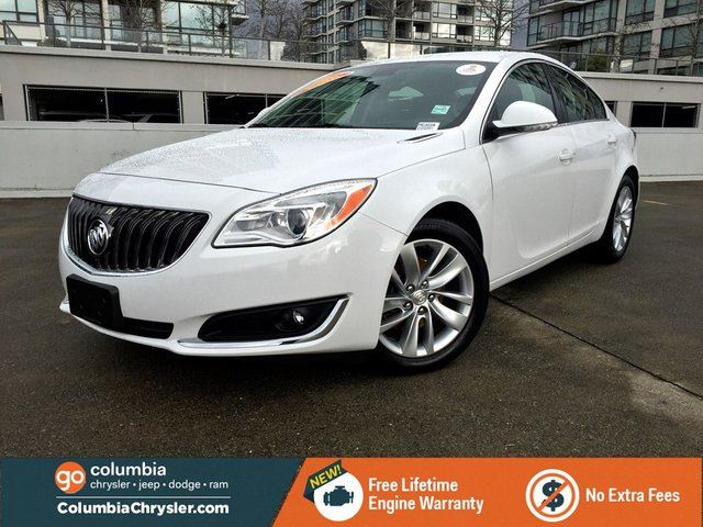 2016 BUICK REGAL LEATGR in Richmond, British Columbia