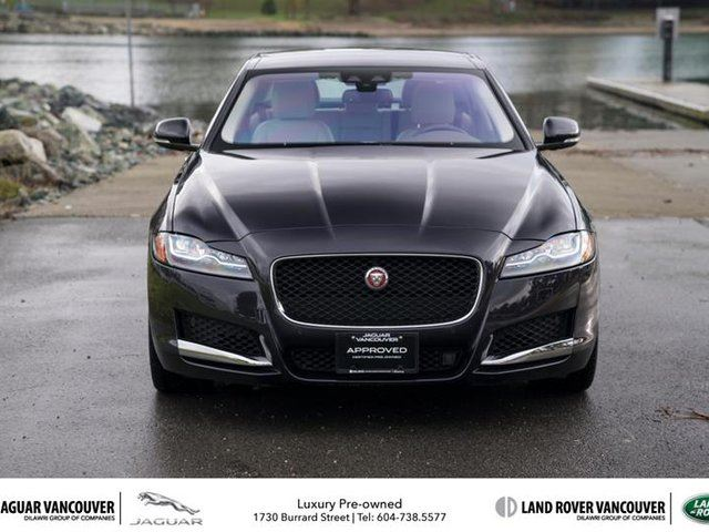 2017 JAGUAR XF 35t 3.0L AWD Prestige in Vancouver, British Columbia