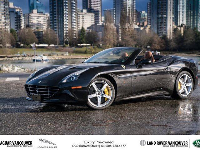 2016 FERRARI California T in Vancouver, British Columbia