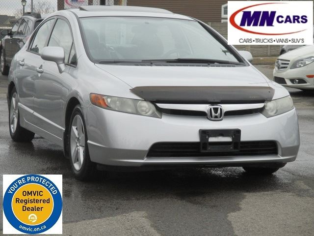 2006 HONDA Civic EX Sedan AT w/Sunroof in Ottawa, Ontario
