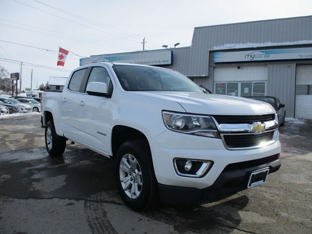 2015 CHEVROLET COLORADO LT in Kingston, Ontario