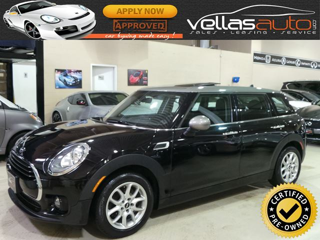 2017 MINI COOPER PANORAMIC ROOF| LEATHER| HEATED SEATS in Vaughan, Ontario