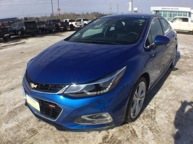 2016 Chevrolet Cruze Premier in Thunder Bay, Ontario