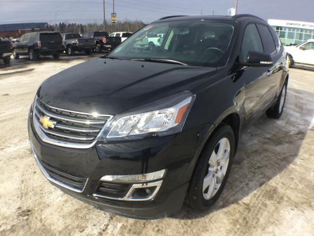 2017 Chevrolet Traverse LT in Thunder Bay, Ontario