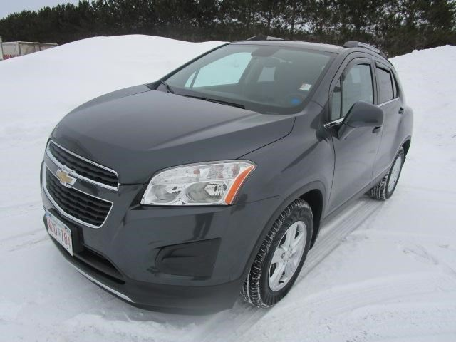 2014 Chevrolet Trax LT in Grand Falls-Grand-Sault, New Brunswick
