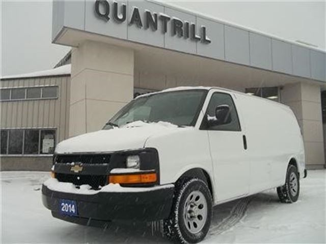 2014 CHEVROLET EXPRESS 1500           in Port Hope, Ontario