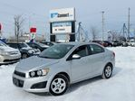 2014 Chevrolet Sonic ONLY $19 DOWN $42/WKLY!! in Ottawa, Ontario