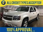 2012 Chevrolet Avalanche LTZ*4WD*CREWCAB**LEATHER*NAVIGATION*POWER SUNROOF* in Cambridge, Ontario