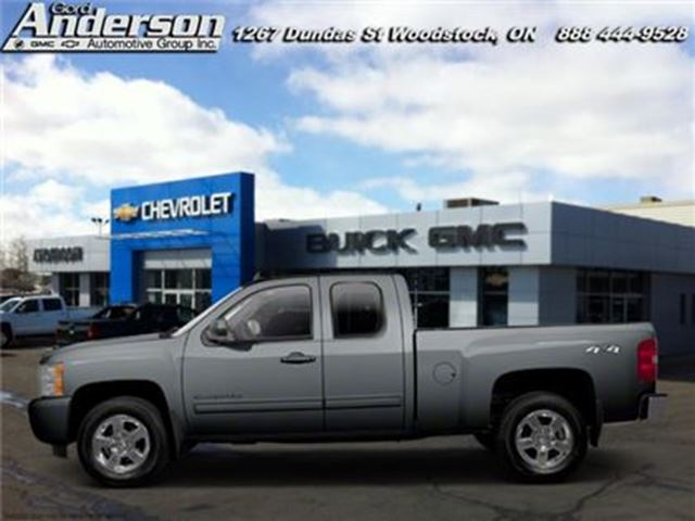2011 Chevrolet Silverado 1500 LT - Onstar -  Power Windows in Woodstock, Ontario