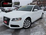 2011 Audi A4 2.0T Quattro Tiptronic Bluetooth-Sunroof in Hamilton, Ontario