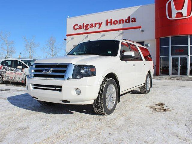 2013 FORD Expedition 4D Utility 4WD in Calgary, Alberta