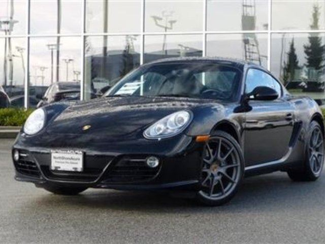 2011 PORSCHE CAYMAN PDK in North Vancouver, British Columbia