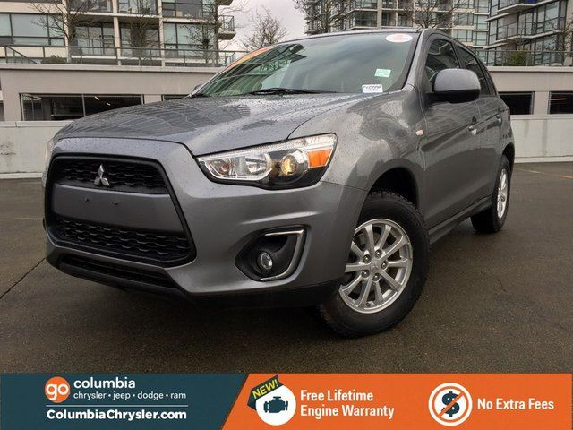 2014 MITSUBISHI RVR SE in Richmond, British Columbia
