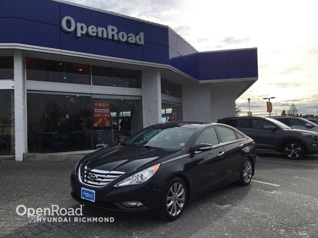 2013 HYUNDAI Sonata 2.0T Limited w/Navi- FINANCE AS LOW AS 2.99% in Richmond, British Columbia
