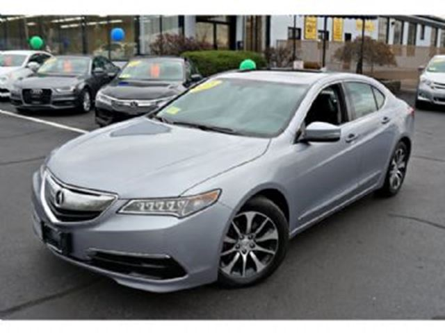 2015 acura tlx tech package silver lease busters. Black Bedroom Furniture Sets. Home Design Ideas