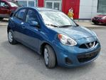 2017 Nissan Micra Micra SV 1.6L 4 CYL 109HP CVT in Mississauga, Ontario