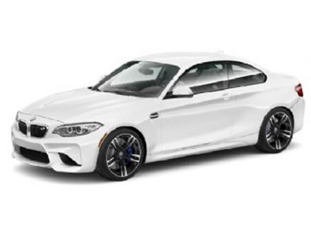 2018 BMW M2 2018 M2 Coupe in Mississauga, Ontario