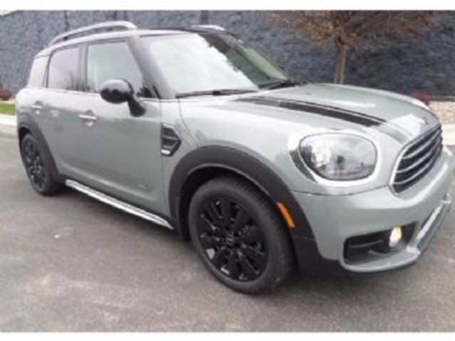 2018 MINI COOPER Countryman ALL4 in Mississauga, Ontario