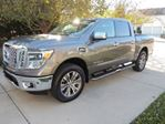 2017 Nissan Titan Nissan Titan SV 4X4 COMFORT AND CONVENIENCE PACKAGE in Mississauga, Ontario