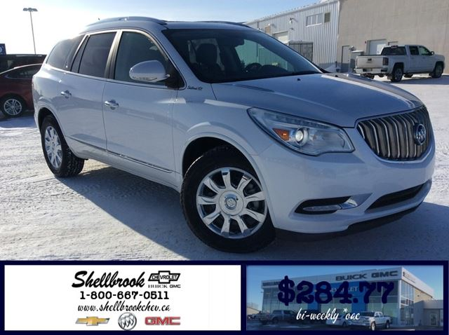 2017 BUICK Enclave Leather in Shellbrook, Saskatchewan