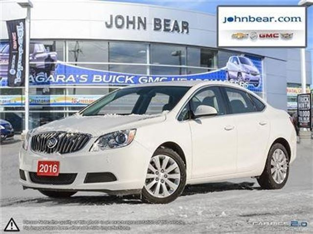 2016 BUICK VERANO Base in St Catharines, Ontario