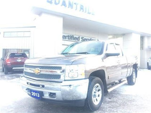 2013 CHEVROLET SILVERADO 1500 LS Cheyenne Edition in Port Hope, Ontario